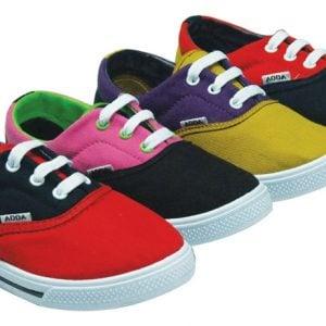 Giày vải trẻ em Adda 41L27-B